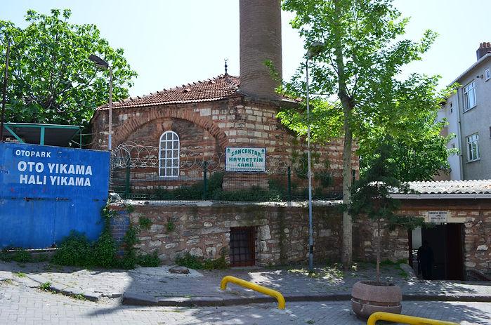 Sancaktar Hayrettin Mosque (traditionall