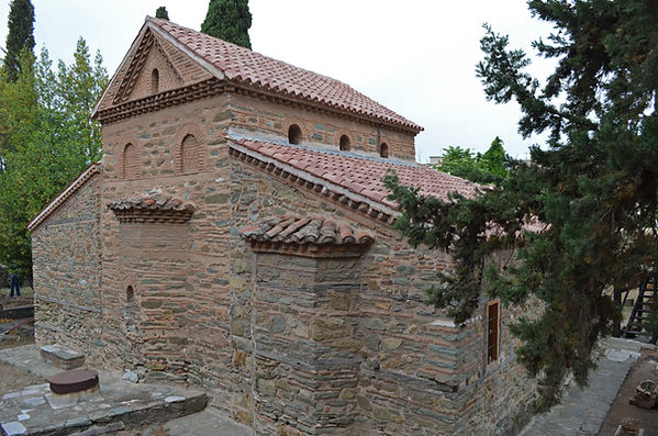 Church of St. Nicholas Orphanos (Thessal