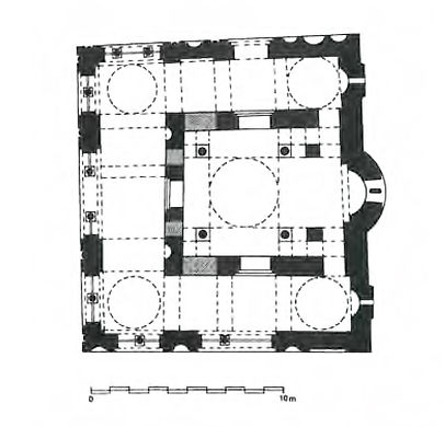 Plan from Ćurčić Catherine.jpg