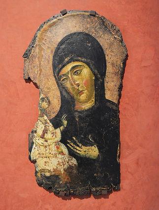 Icon of the Virgin Dexiokratousa (c. 120