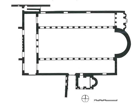 Plan from Ćurčić Acheiro.jpg