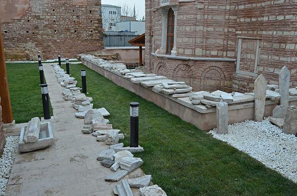 Garden of Vefa Church Mosque.jpg