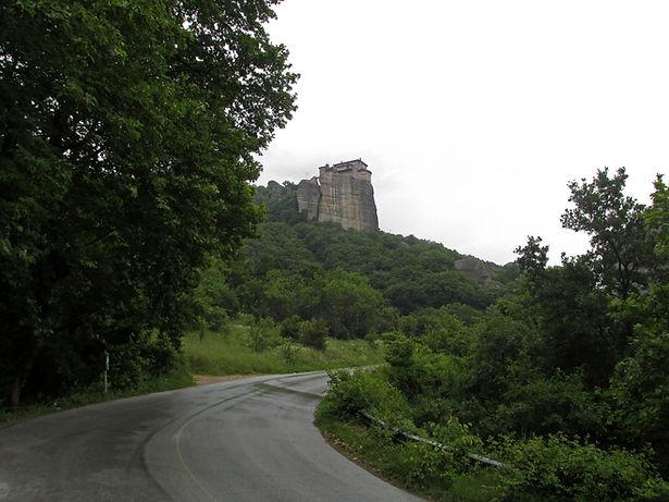 Monastery of St. Nicholas Anapausas (Met