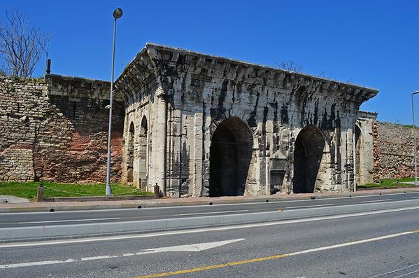 Pearl Pavilion (İncili Köşk) near Monast