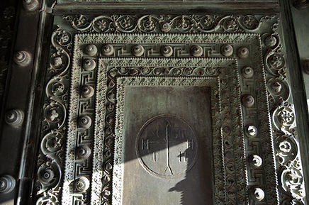 Beautiful Gate of Hagia Sophia.jpg