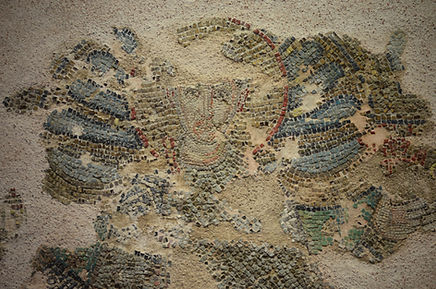 Mosaic of Orans and Donors (5th-6th cent