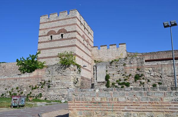 Gate of St. Romanos (Πόρτα τοῦ Ἁγίου Ρωμ