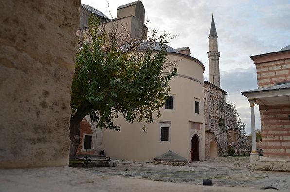 Skevophylakion (Treasury) of Hagia Sophi
