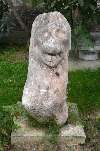 Boukoleon Lion in the Garden of the Grea
