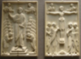 Plaques of the Mission of the Apostles a