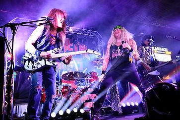 Hair Metal Giants on stage-2.jpg