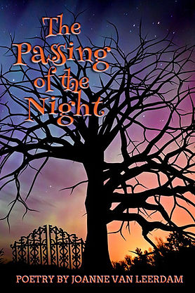 The Passing Of The Night Cover 6x9 eBook