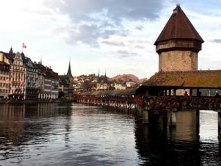 Erasmus -  Luzern, Zwitserland