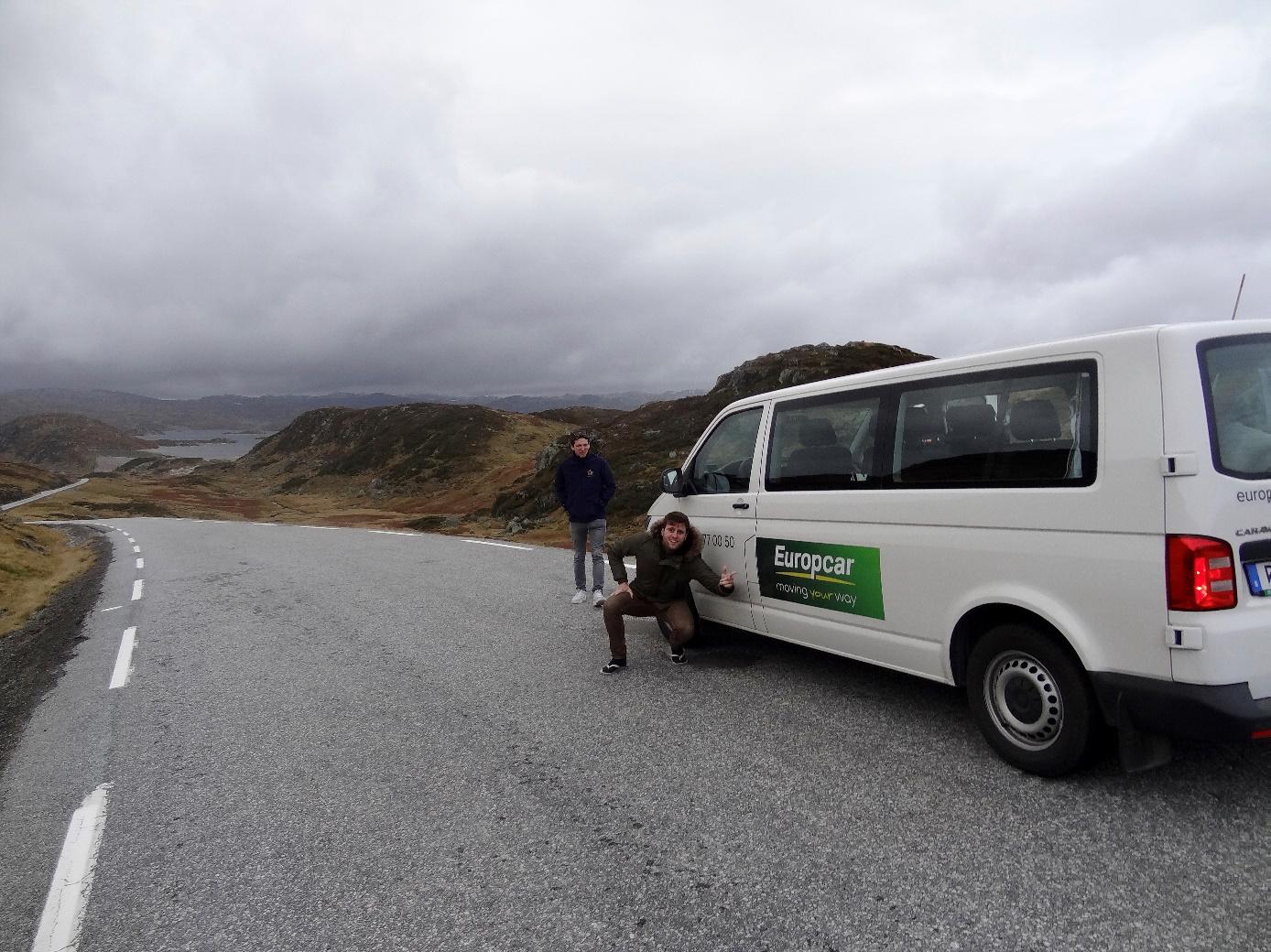 Roadtrip door Noorwegen