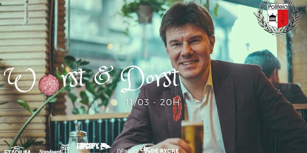 Worst & Dorst met Sven Gatz