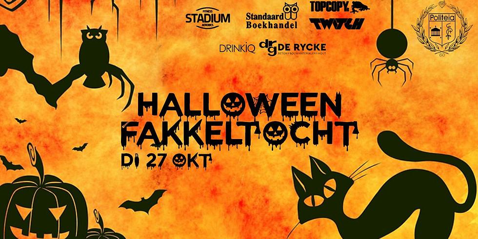 Halloween Fakkeltocht