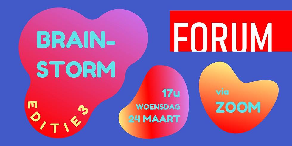 FORUM Brainstorm