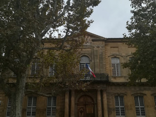 Erasmus - Aix-en-Provence : la petite, mais puissante cigale