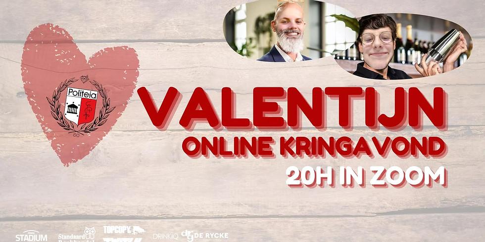 Valentijn Online Kringavond