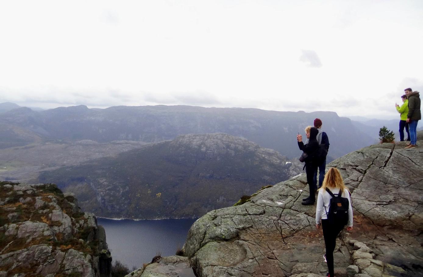 Preikestolen - Noorwegen