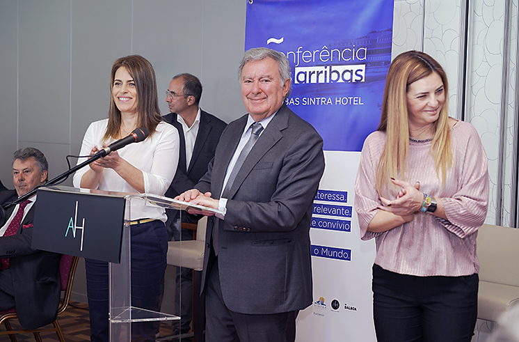 Arribas conference