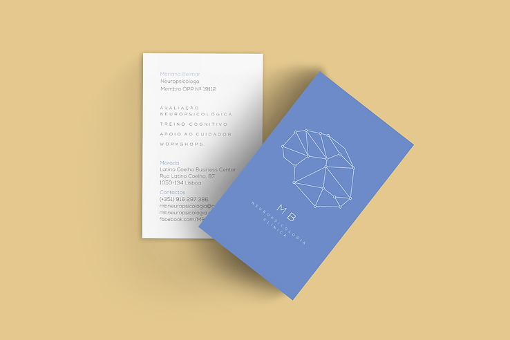 MB Business cards