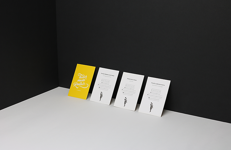 Tailor Made Rentals Stationery