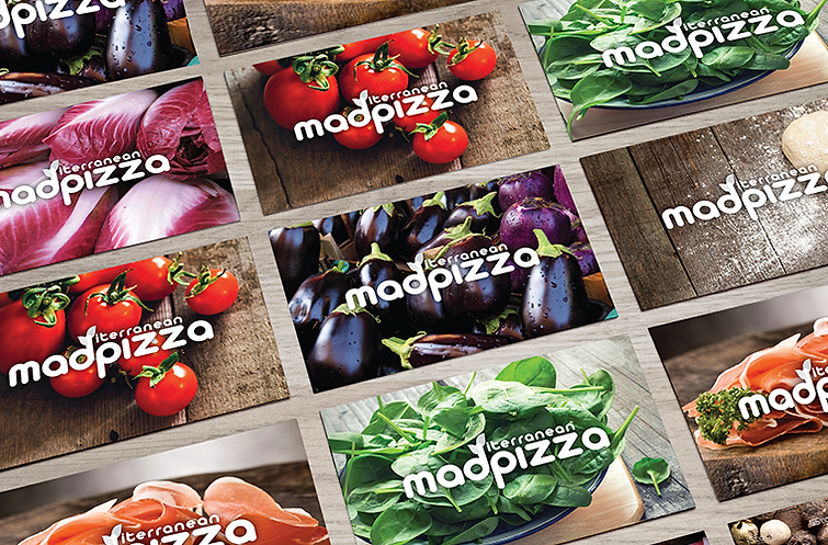 Madpizza Stationery