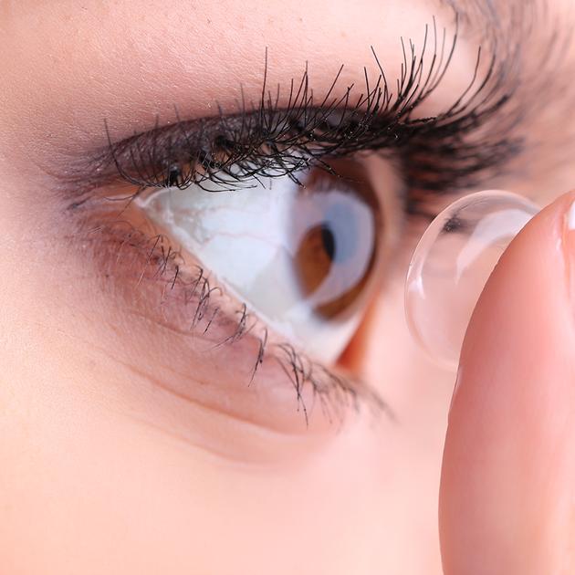 Routine Eye Exam + Contact Lens Exam