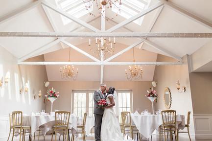 Wedding Photographer Cookliffe House
