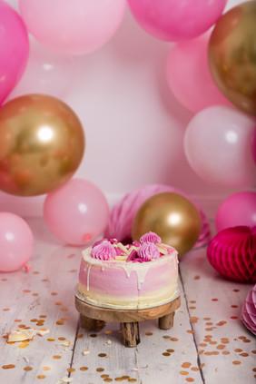 1st Birthday Cake Smash and Splash Nottingham