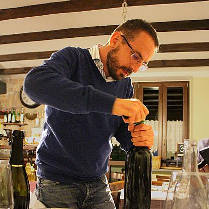 Bruno Levi Della Vida, owner and founder od Vinum Naturale