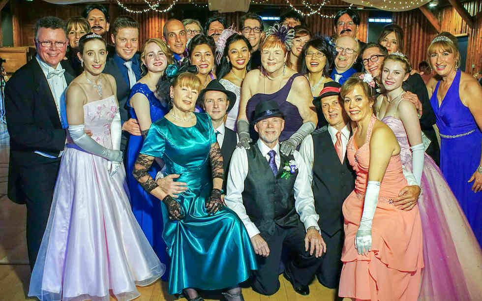 The Chandelier Ball ~ Gala 2017