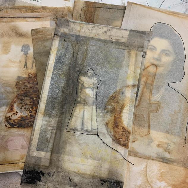 Studio 106 ancestors stitched glendamile