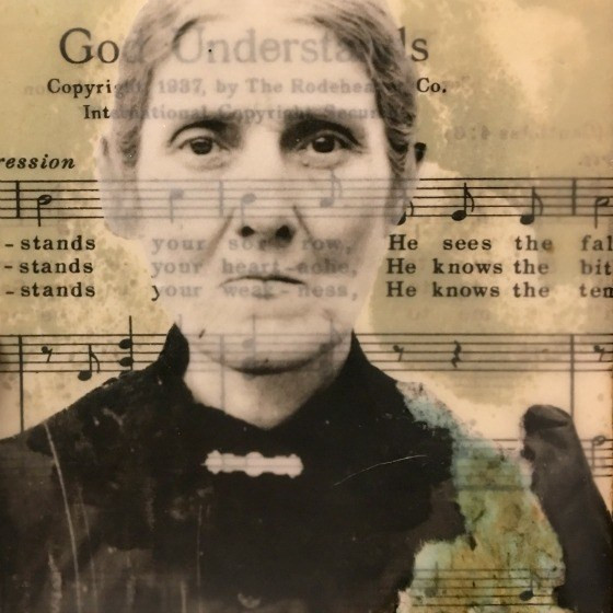 Ancestor Art Bradley's Great Grandmother