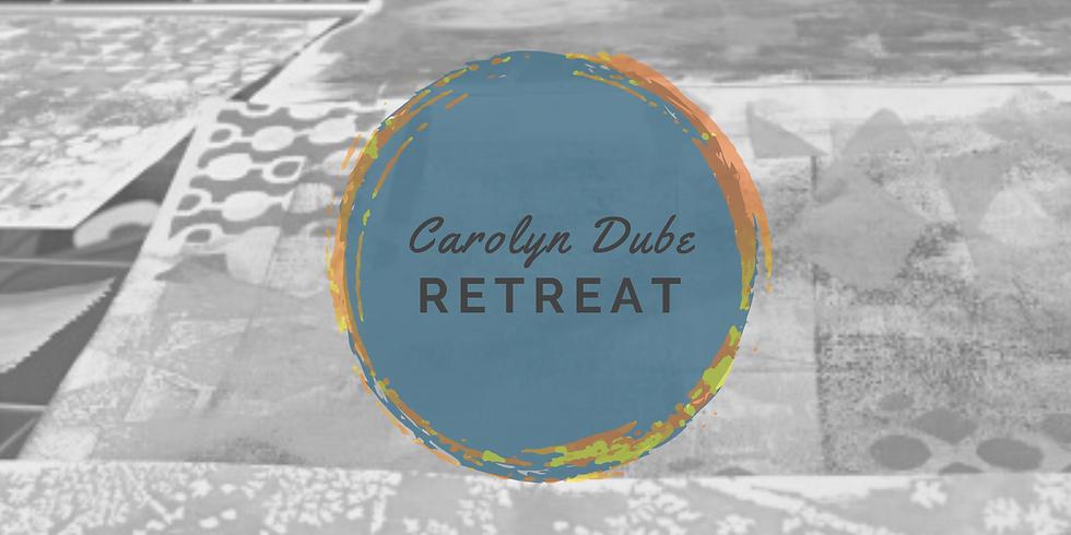 WAIT LIST Carolyn Dube Retreat