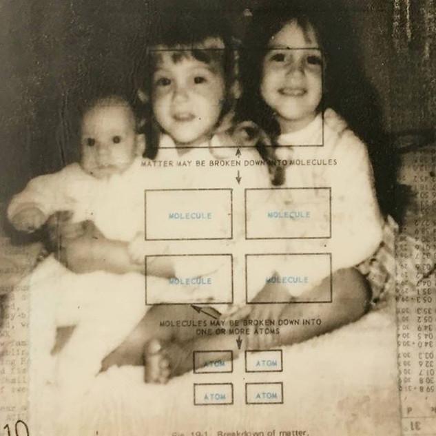 siblings ancestor art ©glendamiles