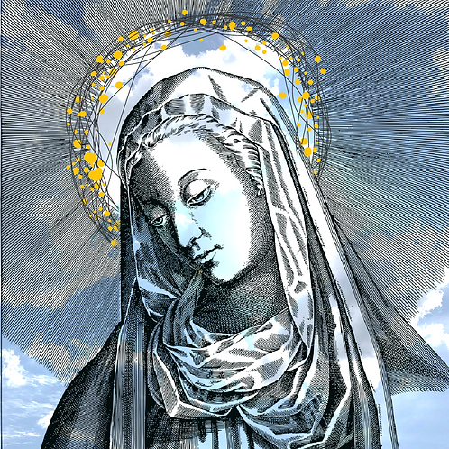 Cloudy Madonna