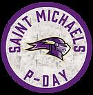 Saint Michaels P-Day Logo