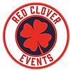 Red Clover Events Logo