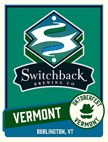 switchback brewing co Vermont