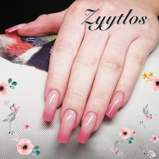 New Set of fancy Ombre____________Zyytlo