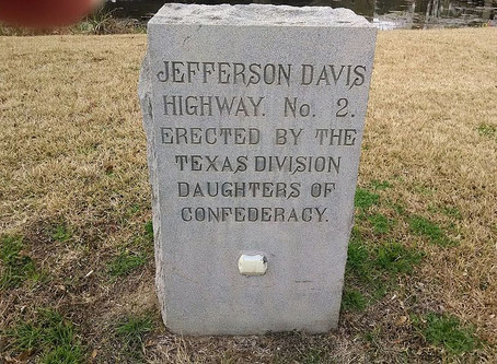 Jefferson Davis Highway: The Persistence of a Confederate Memorial