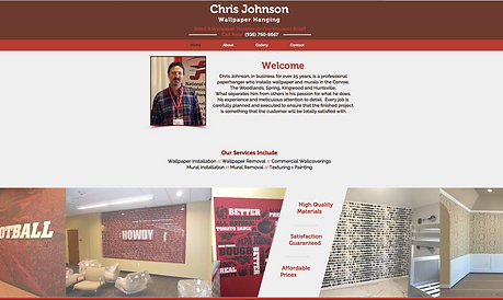 LKW Designs Website Design Chris Johnson Wallpaper