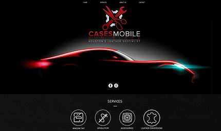 LKW Designs Website Design Cases Mobile Sun Block