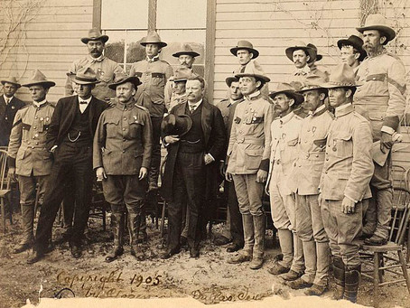 Teddy Roosevelt's Texas Campaign