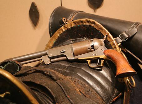 Samuel Walker: The Real Walker, Texas Ranger