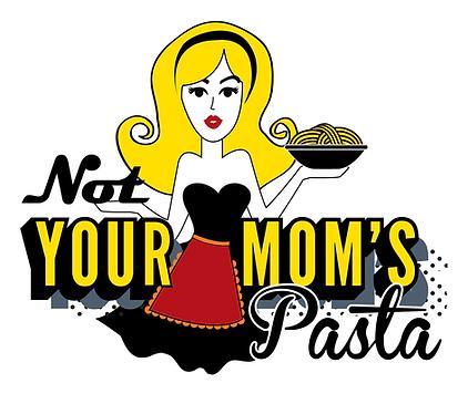 pasta logo design