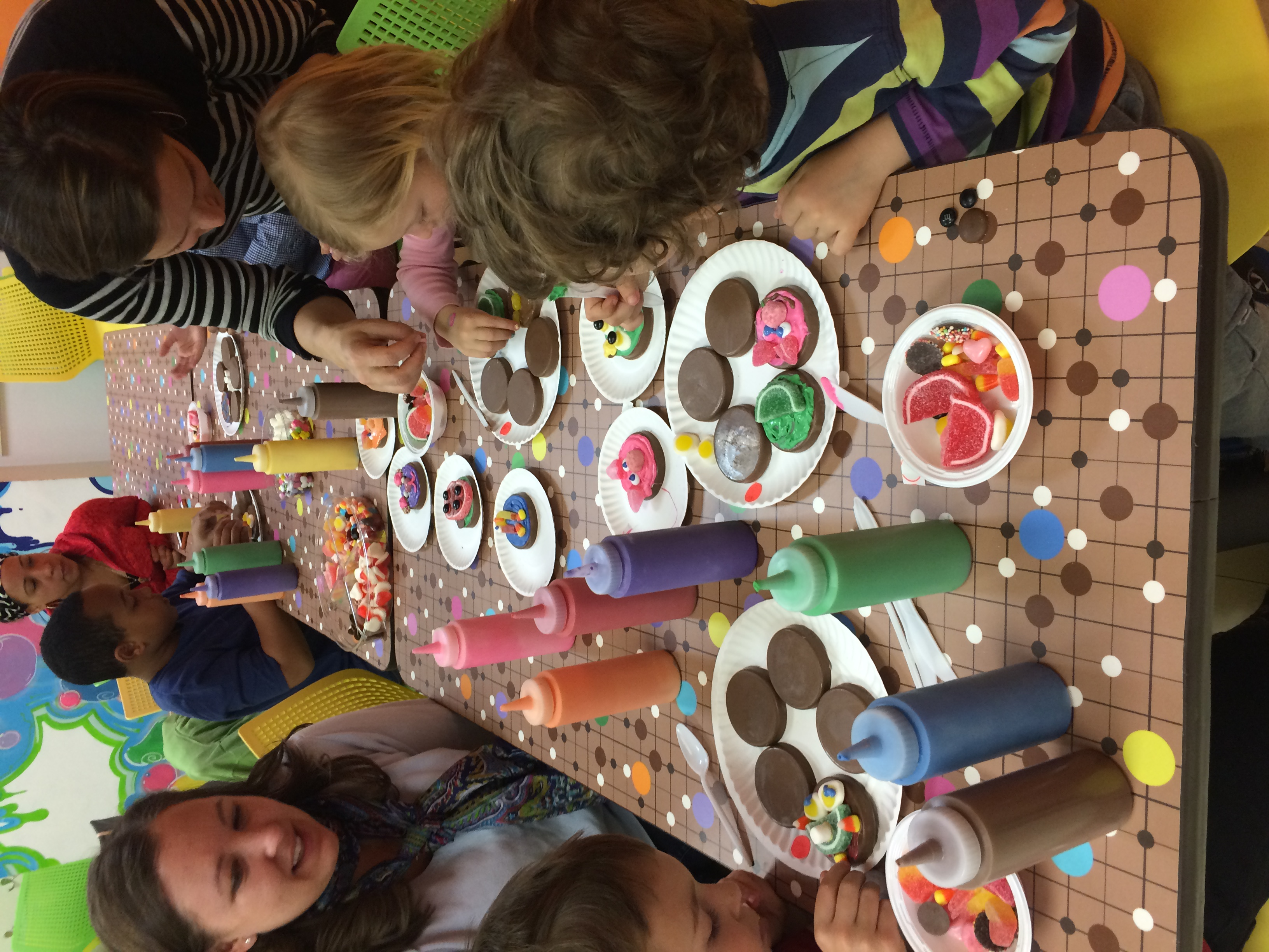 Chocolate Candy Creatures Workshop