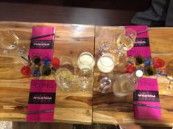 CLINQ Wine Tasting Class